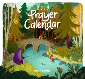 2019 Prayer Calendar