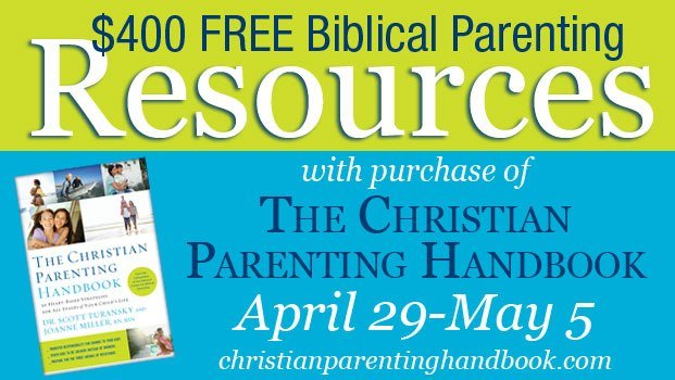 Christian Parenting Handbook | Christian Mom Thoughts