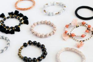 Fair Trade Friday bracelets