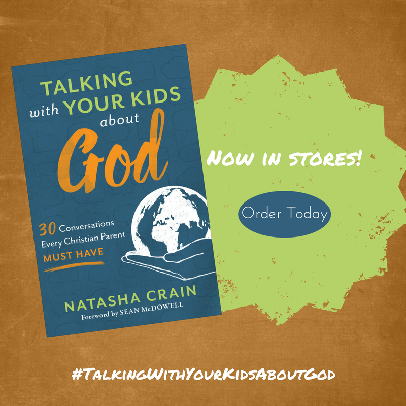 NOW AVAILABLE: Talking with Your Kids about God