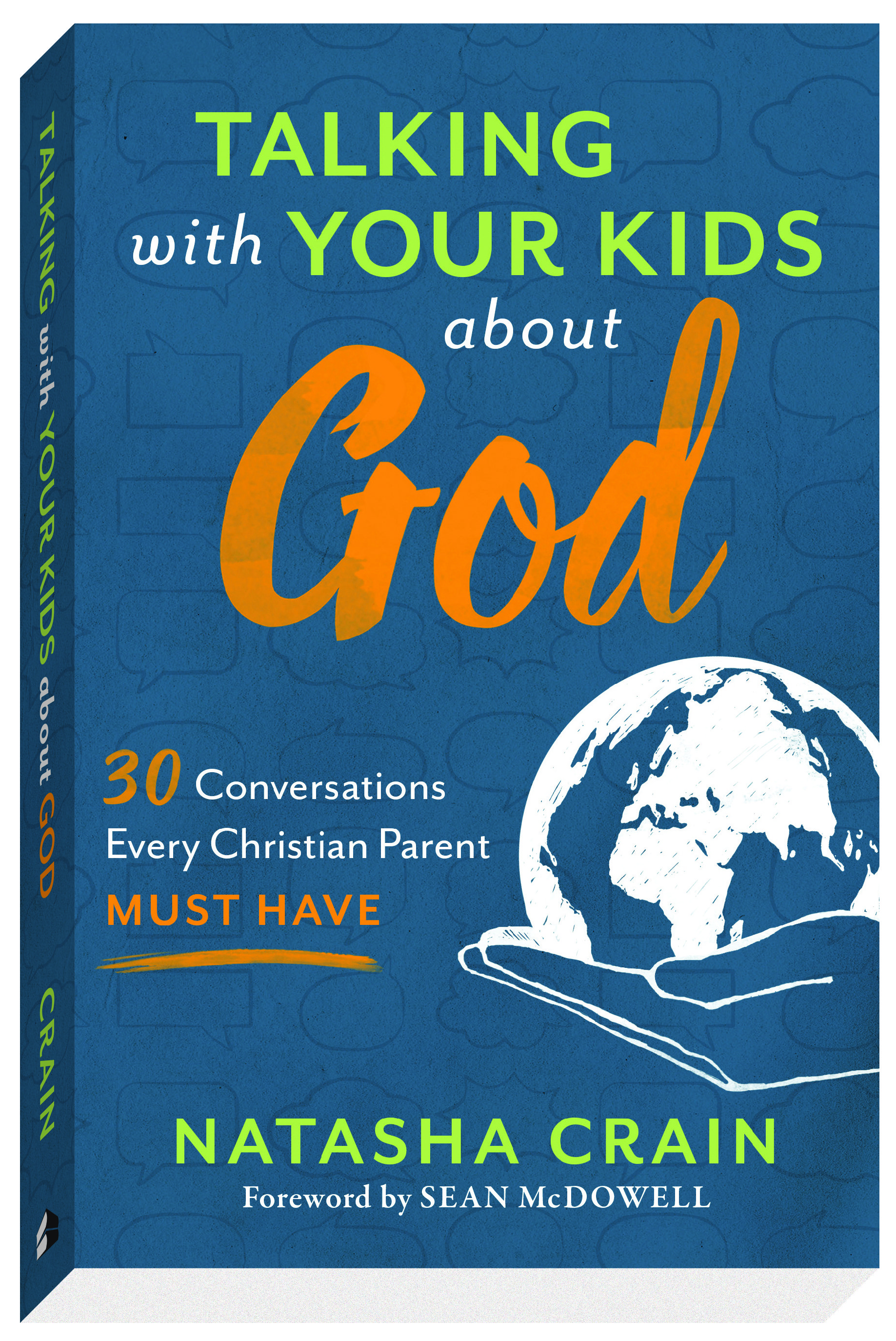 Talking with Your Kids about God cover 3D
