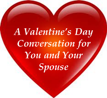 A Valentines Day Conversation | Christian Mom Thoughts
