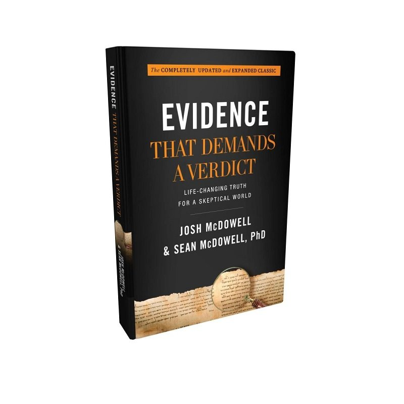 The Ultimate Reference Tool for the Christian Home: Evidence That Demands a Verdict