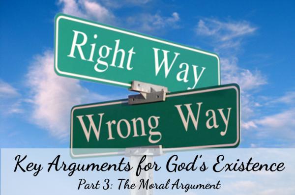 Moral Argument for God's Existence
