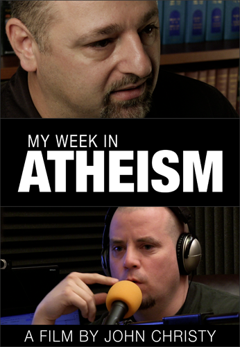 My Week in Atheism - Interview with John Christy